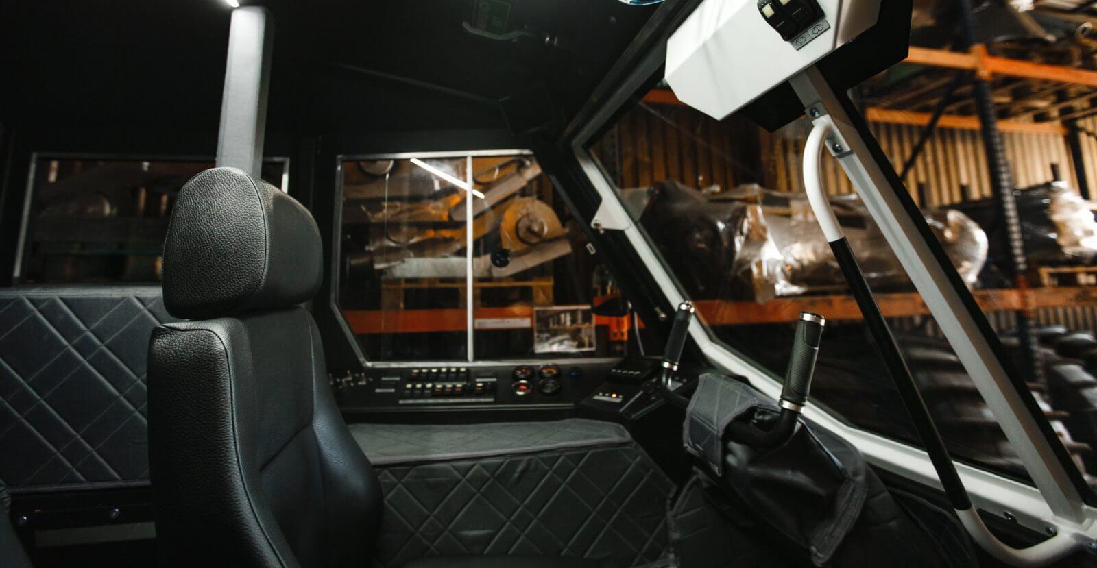 interior the ark 3
